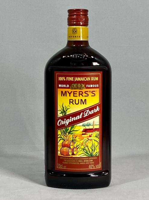 Myer's Rum Original Dark, 100% Fine Jamaican Rum