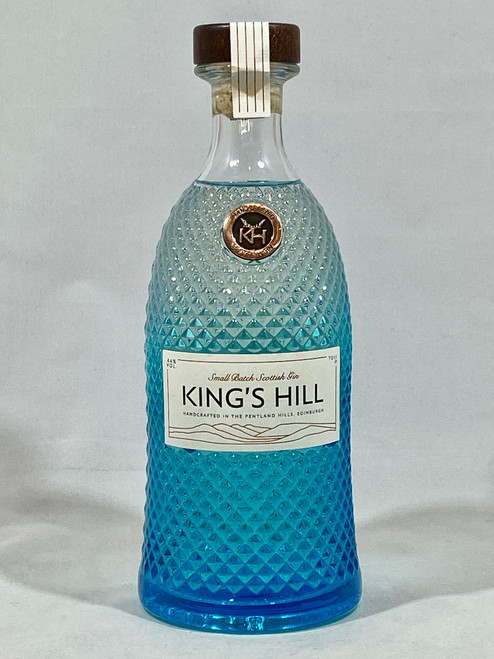 King's Hill Small Batch Scottish Gin,  70cl at 44% alc/vol. www.maltsandspirits.com/kings-hill-gin