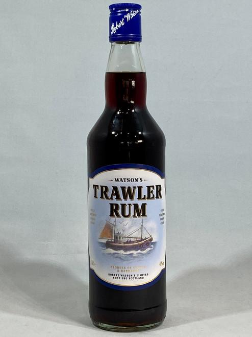 Watson's Trawler Rum,  Dark Rum