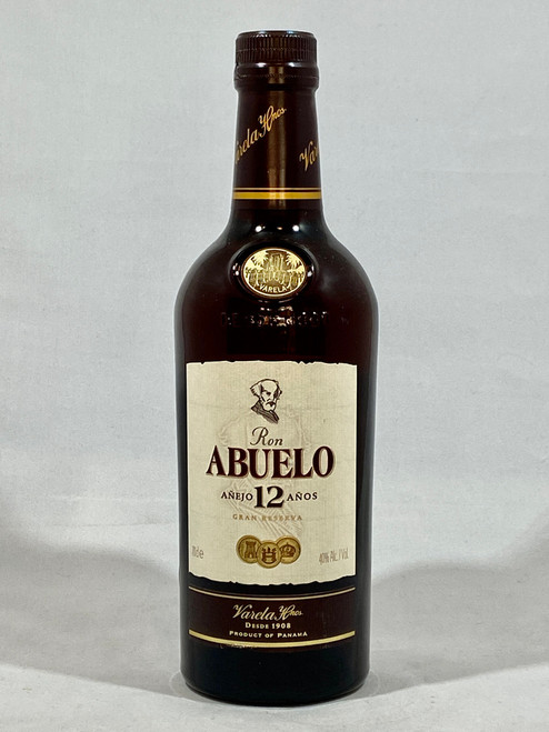 Ron Abuelo 12 Year Old,  Rum from Panama,
