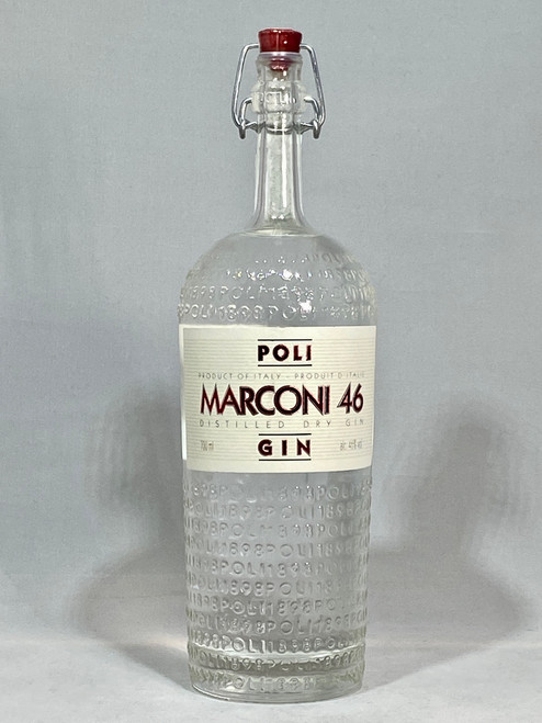 Marconi 46, Small Batch Italian Dry Gin