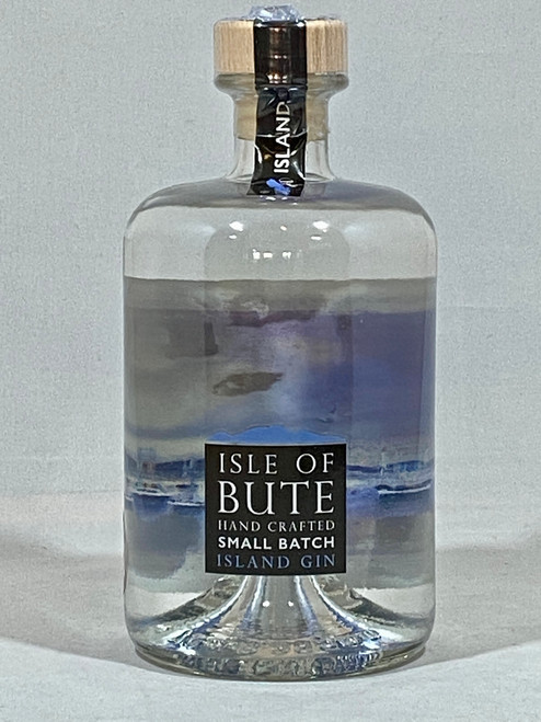 Isle of Bute Island Gin, Small Batch Scottish Gin