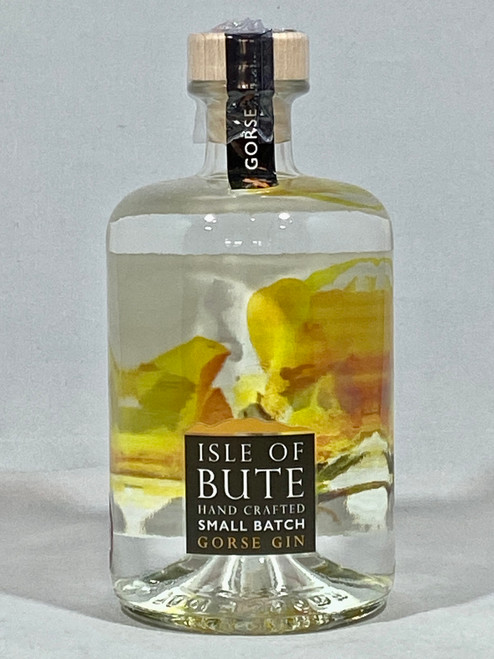 Isle of Bute Gorse Gin, Small Batch Scottish Gin,