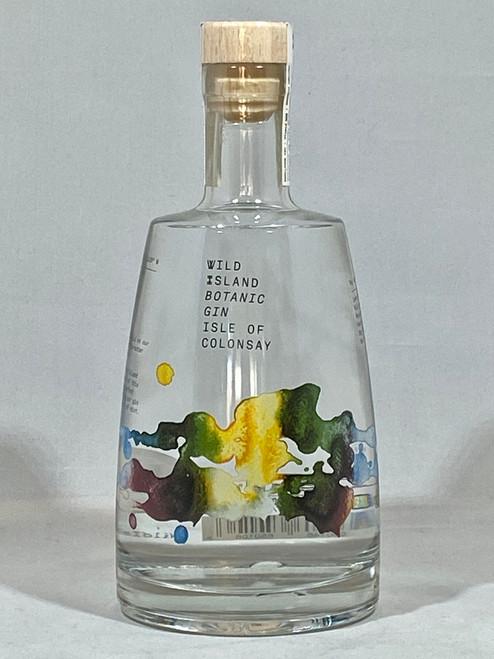 Wild Island Botanic Gin, Scottish Gin,