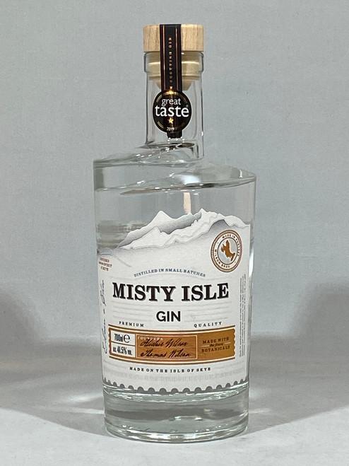 Misty Isle Gin Scottish Small Batch Gin