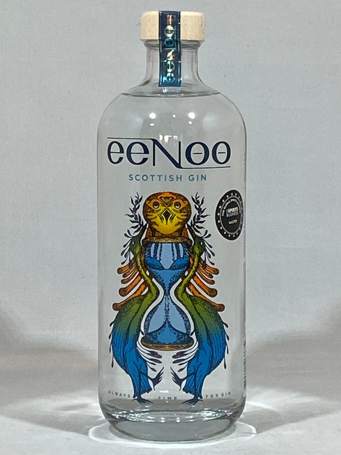 eeNoo Gin, Small Batch Scottish Gin