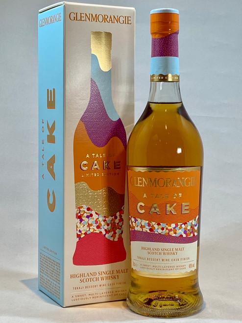 Glenmorangie, A Tale of Cake Limited Edition,  Highland Single Malt Scotch Whisky