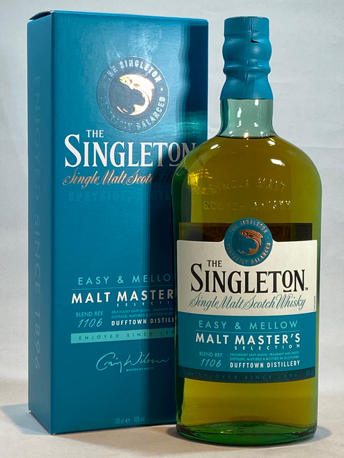 The Singleton Dufftown, Malt Masters Selection, Speyside Single Malt Scotch Whisky