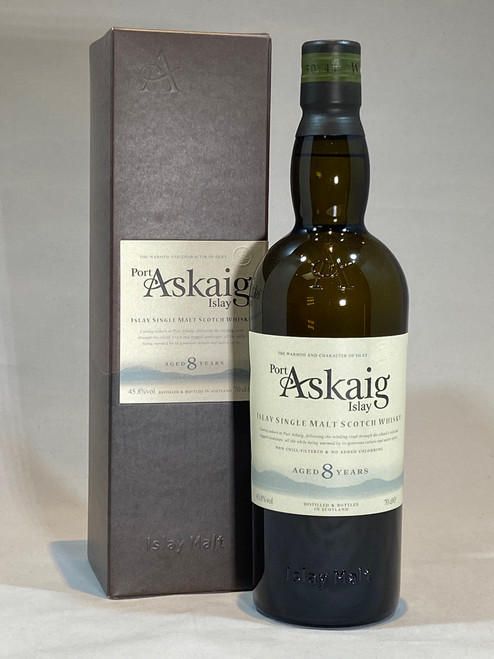 Port Askaig 8 Year Old, Islay Single Malt Scotch Whisky