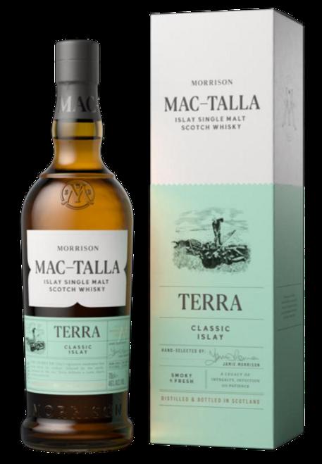 Mac-Talla Terra, Classic Islay, Islay Single Malt Scotch Whisky