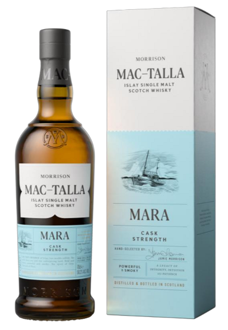 Mac-Talla Mara, Cask Strength, Islay Single Malt Scotch Whisky