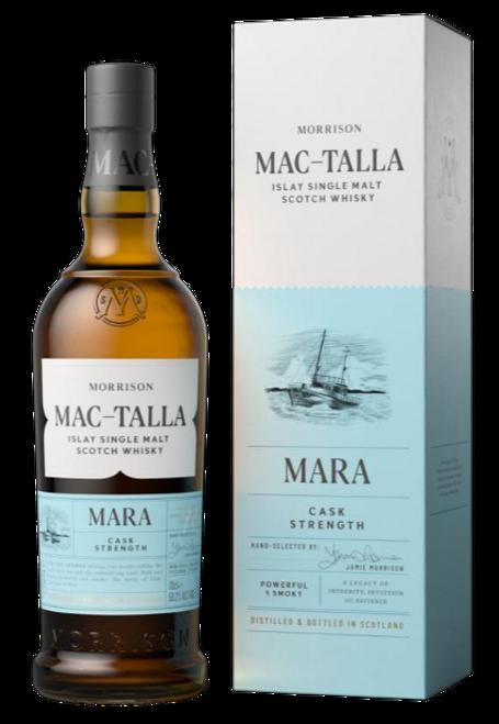 Mac-Talla Mara, Cask Strength, Islay Single Malt Scotch Whisky