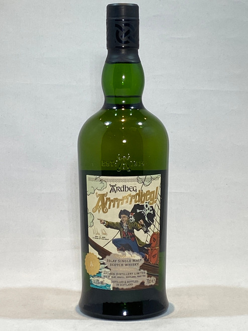 Ardbeg Arrrrrrrdbeg Committee Exclusive Bottling,  Islay Single Malt Scotch Whisky