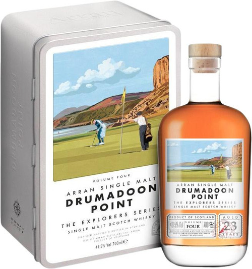 Arran Drumadoon Point, The Explorers Series - Volume 4, Single Malt Scotch Whisky