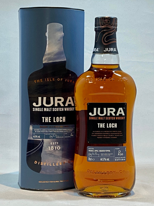 Jura The Loch, Single Malt Scotch Whisky