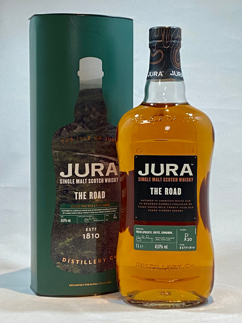 Jura The Road, Single Malt Scotch Whisky