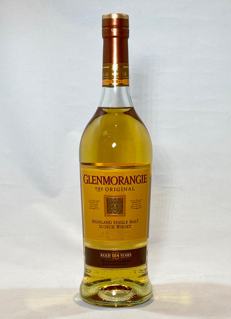 Glenmorangie The Original 10 Year Old, Highland Single Malt Scotch Whisky