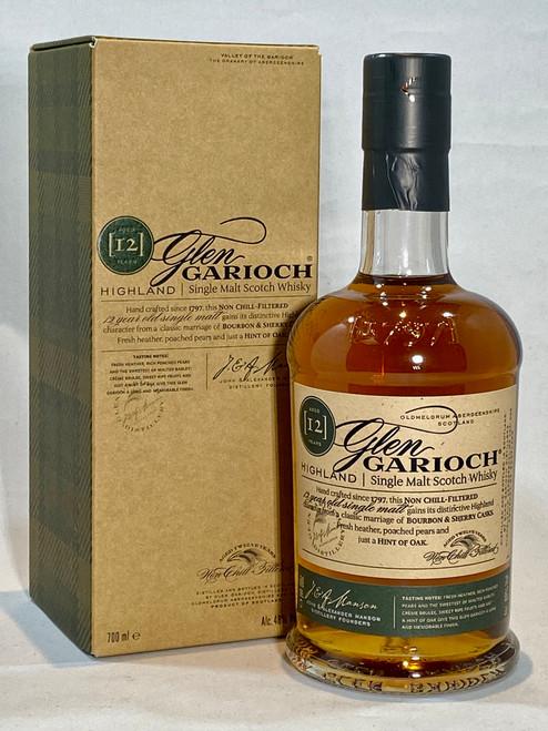 Glen Garioch 12 Year Old, Highland Single Malt Scotch Whisky