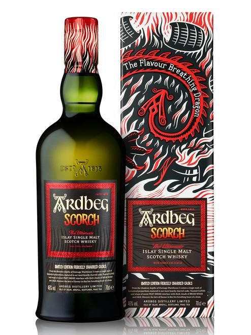 Ardbeg Scorch Limited Edition,  Islay Single Malt Scotch Whisky