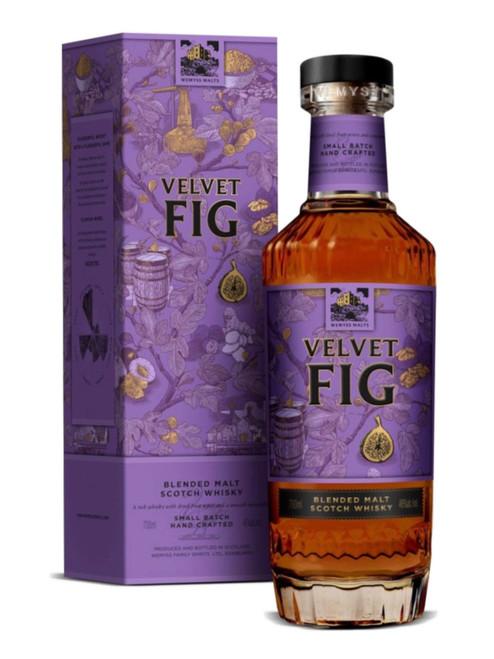 Velvet Fig,  Blended Malt Scotch Whisky