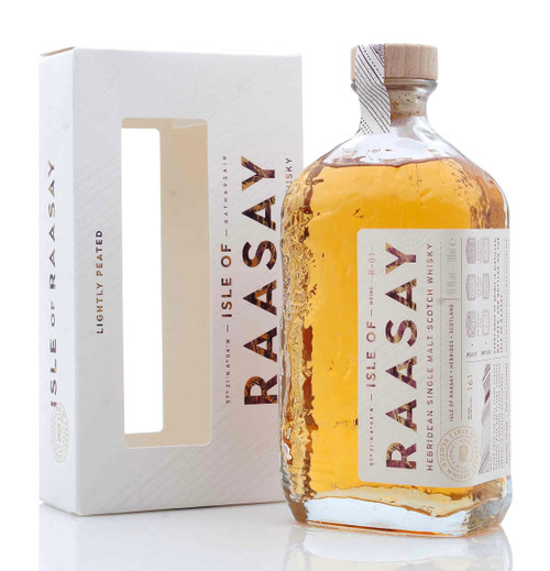 Isle of Raasay Lightly Peated, Batch 1 , Highland Single Malt Scotch Whisky