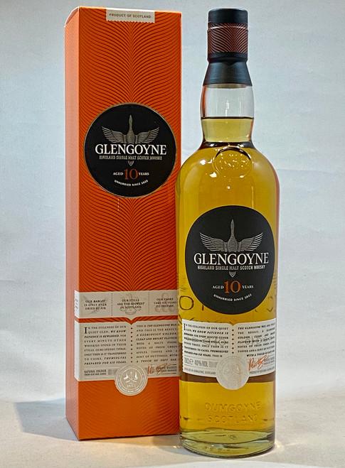 Glengoyne 10 Years Old, Highland Single Malt Scotch Whisky