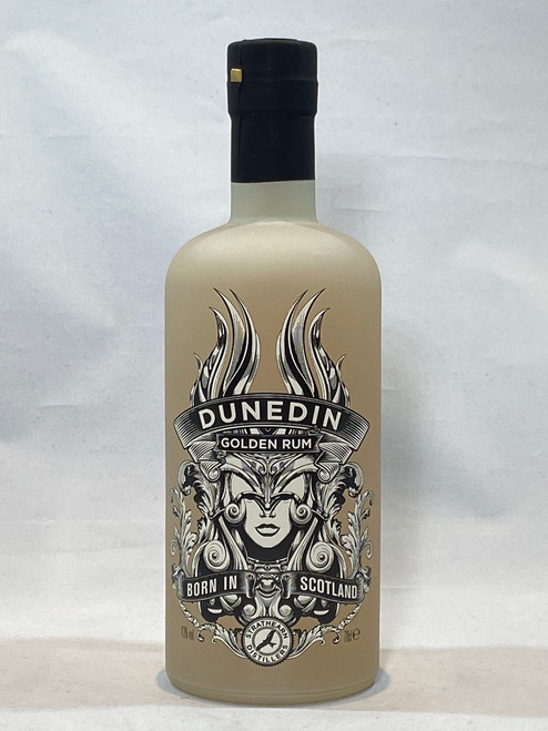 Dunedin Golden Rum, Produce of Scotland