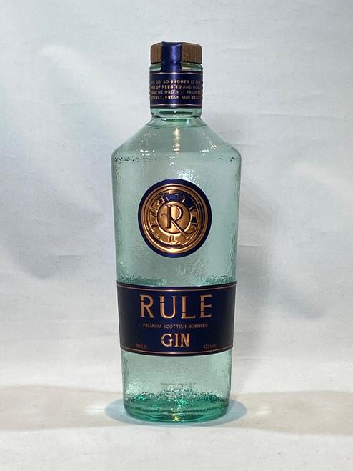 Rule Gin, Premium Scottish Gin