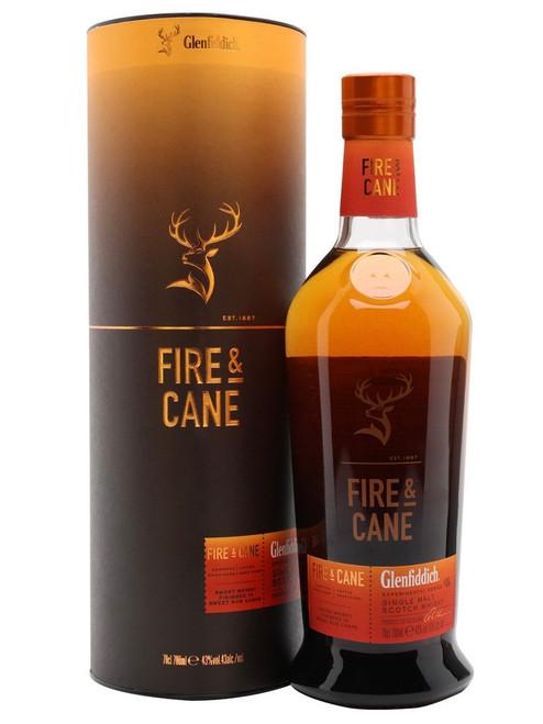 Glenfiddich Fire & Cane,  Single Malt Scotch Whisky