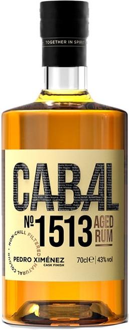 Cabal 1513 Aged Rum, Blended Rum