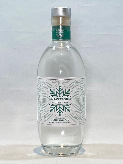 Snawstorm Scottish Gin, Small Batch Highland Gin