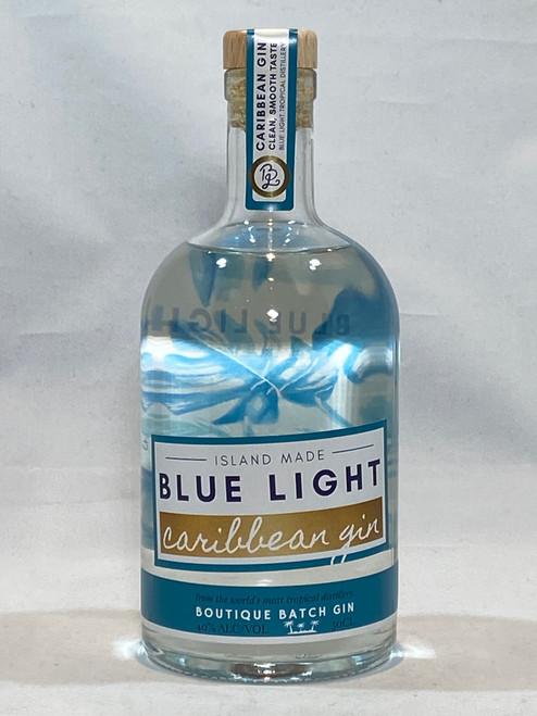 Blue Light, Caribbean Gin