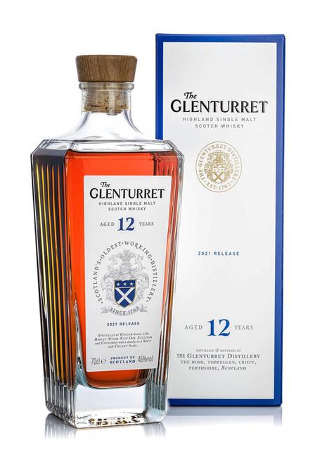 The Glenturret 12 Year Old 2021 Release, Highland Single Malt Scotch Whisky