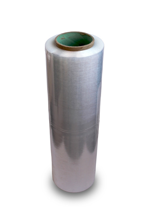 "18"" Stretch Film / Wrap True 1 Roll 1500ft 80 Gauge Industrial Strength up to 800% Stretch 20 Microns"