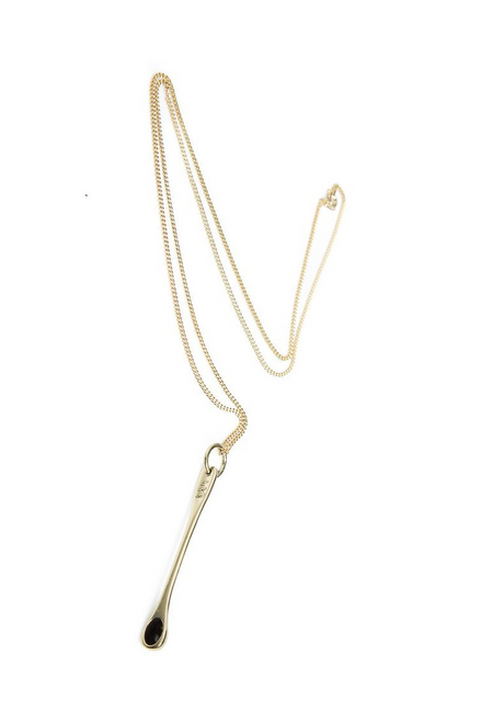 SPOON NECKLACE - GOLD