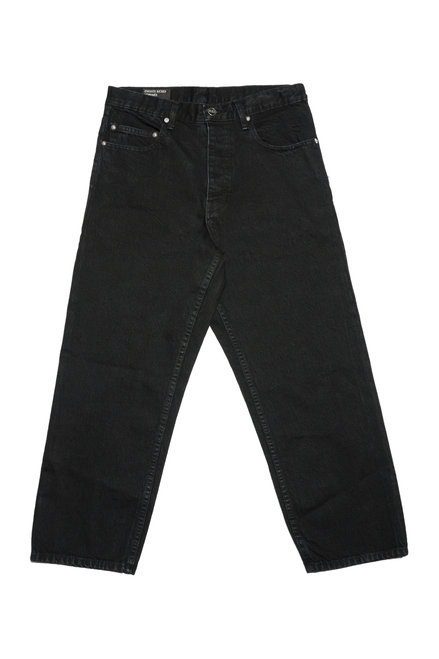 BAGGY JEANS - FADED BLACK