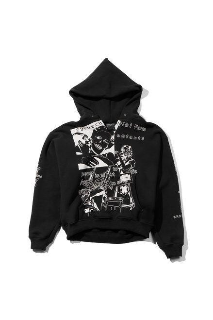Absence That Dominates Hoodie