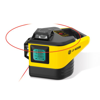 SitePro LR 422GR Dual Dial-In Graded Rotary Laser