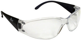 Boas Safety Glasses Clear