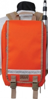 Seco Small GIS Backpack 8125-50-ORG