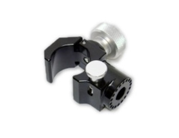 Sokkia Quick Release Pole Clamp with Compass and Level Vial - SI-6030