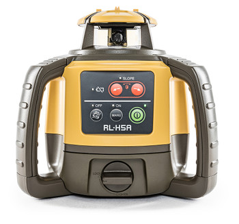 Topcon RL-H5A W/LS-80L Rechargeable Battery