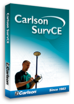 Carlson SurvCE 4.XX GPS Only (Does Not Requires Basic TS)