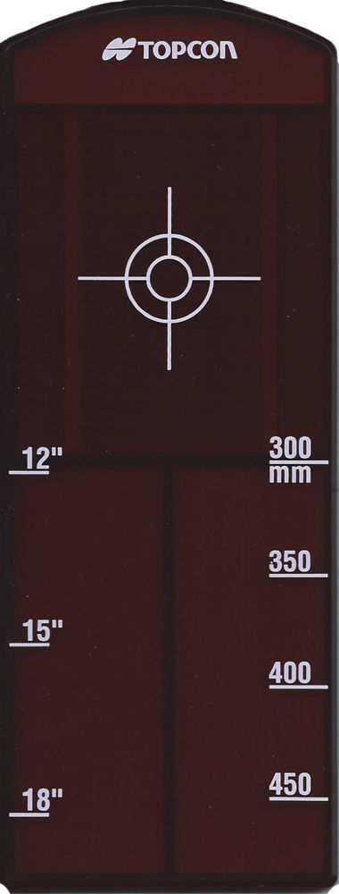 Large Target Insert (Auto Alignment)