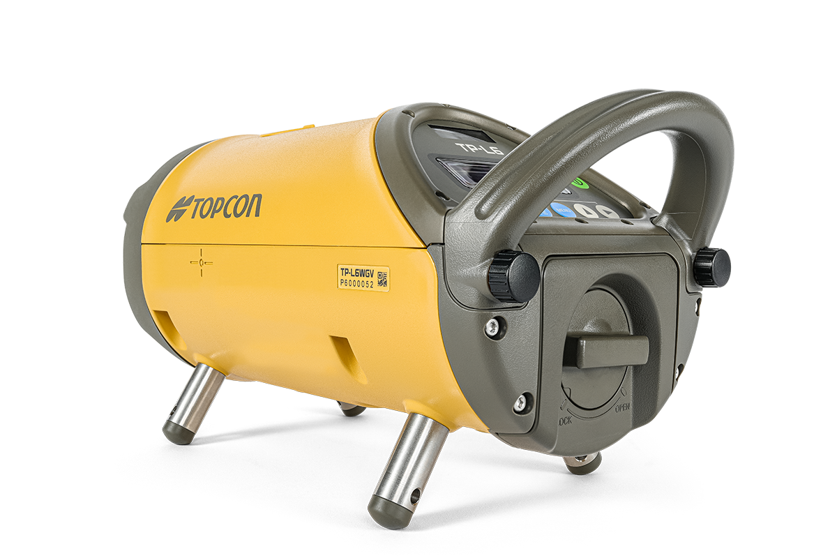 Topcon TP-L6 Red Beam Pipe Laser