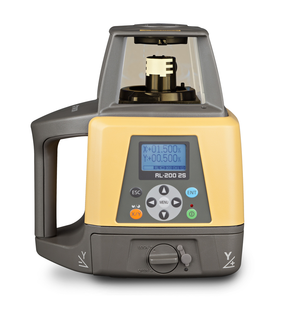 Topcon RL-200 1S High Accuracy Slope Laser Alkaline
