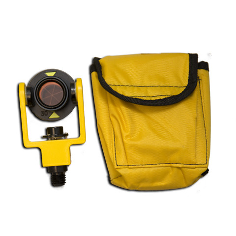 GeoMax Mini Prism System with Adjustable Center Vial