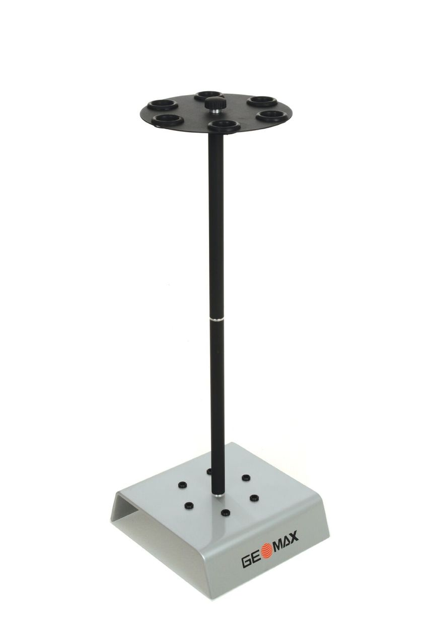 GeoMax Prism Pole Display Stand