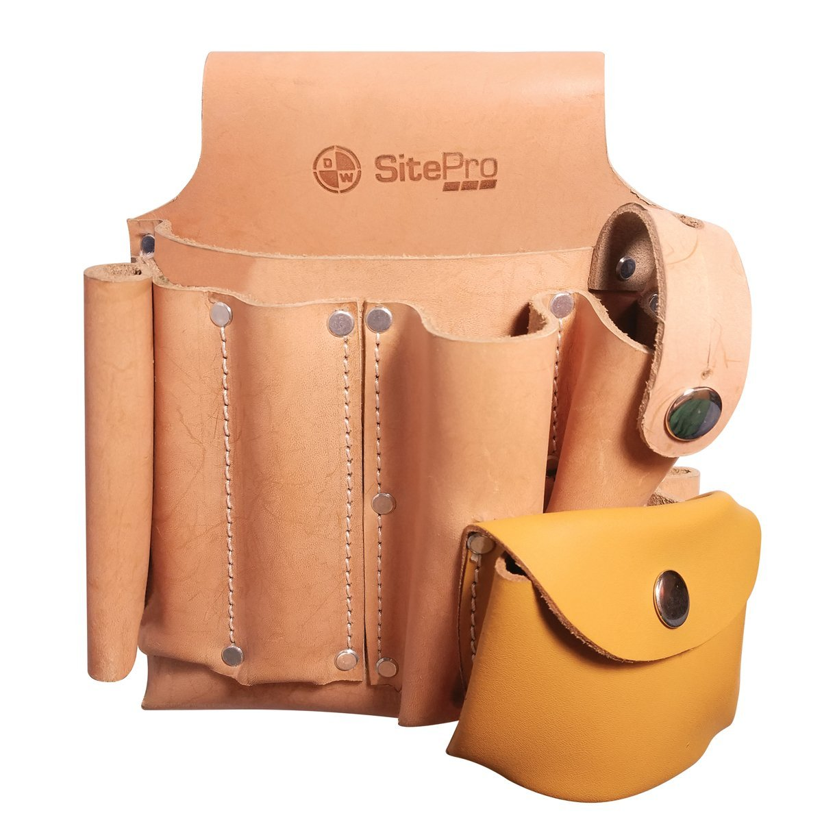 Sitepro 9-Pocket Professional Contractor Tool Pouch