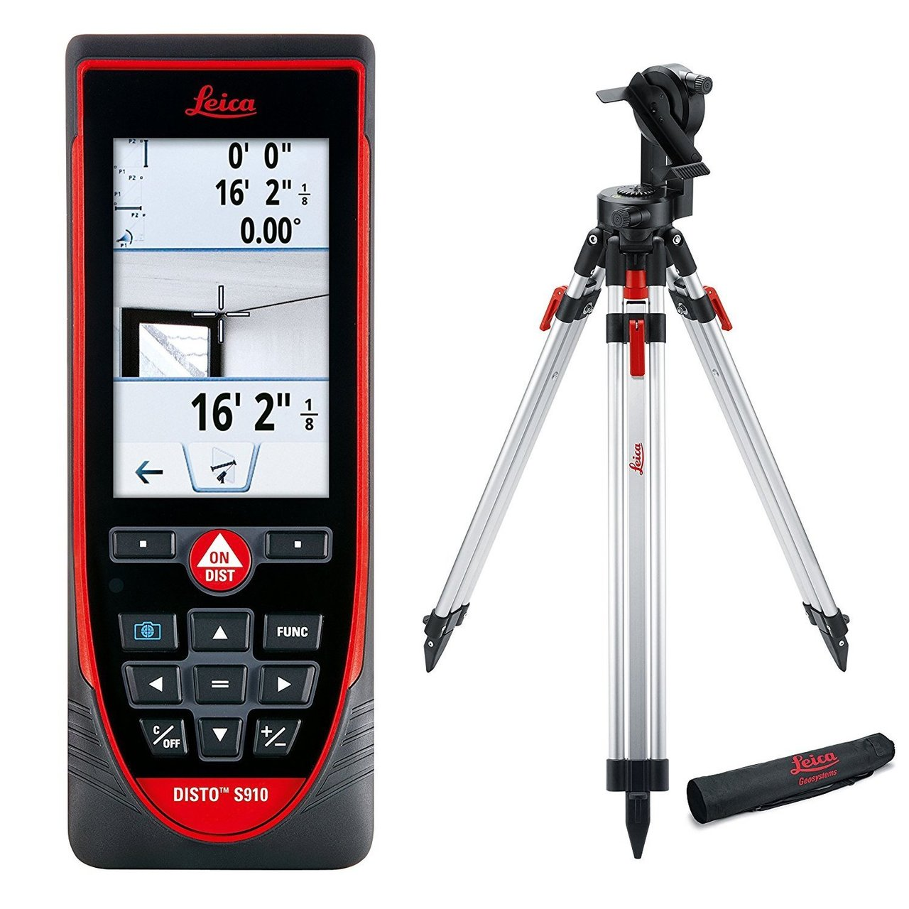 Leica DISTO S910 Exterior Package